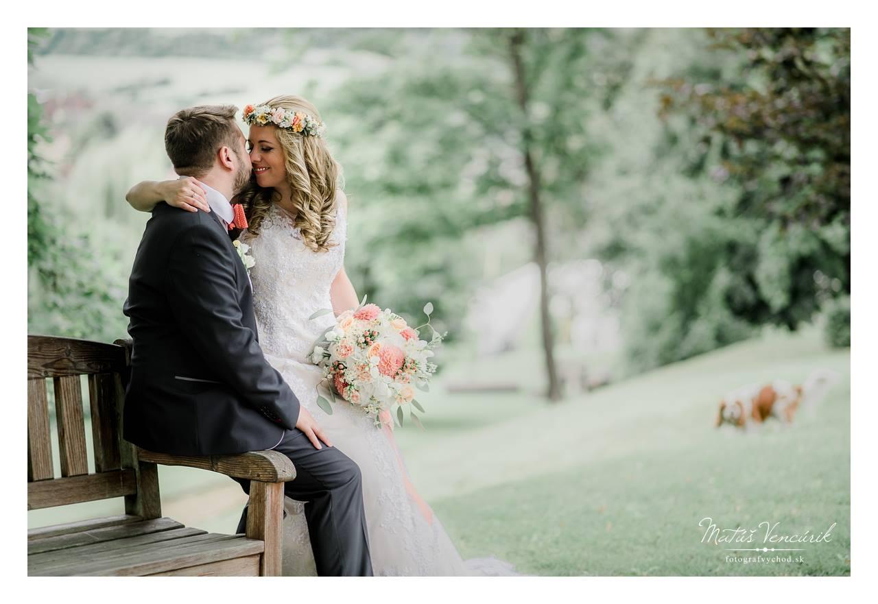 Péchy, Hermanovce svadobné foto