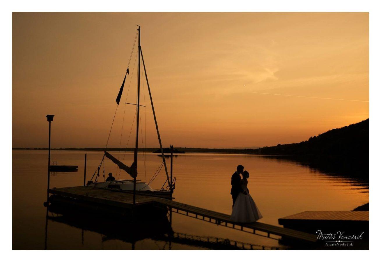 Šírava, svadobné fotky