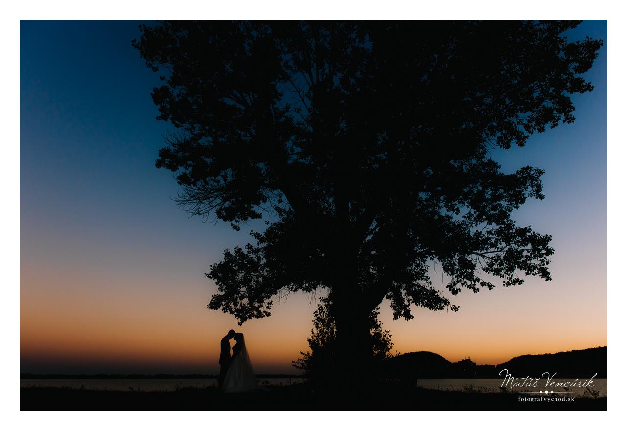 Svadobné fotky Šírava