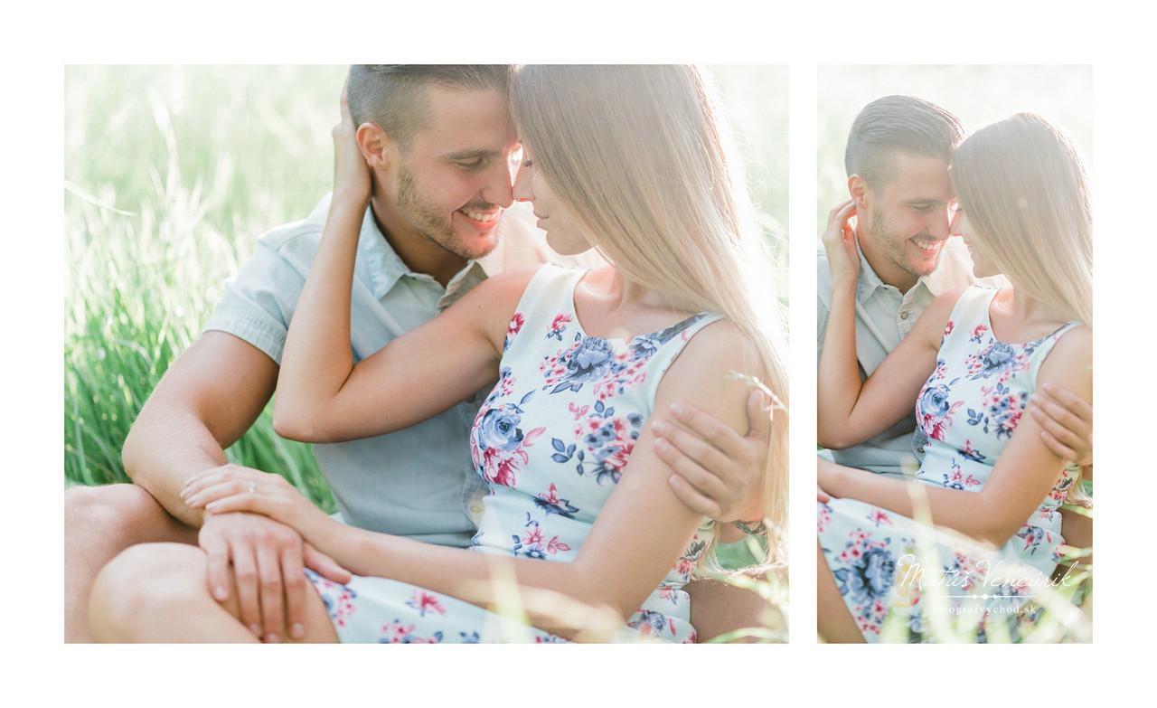 Fotenie rande, predmanželské fotky, fotenie páru - Matúš Vencúrik, svadobný fotograf Prešov