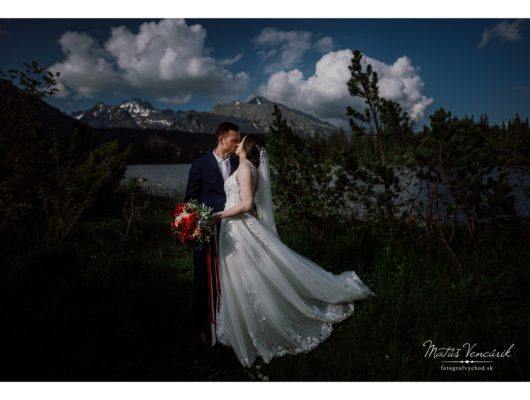 Svadobný fotograf Východ - Tatry, Štrbské Pleso Matúš Vencúrik